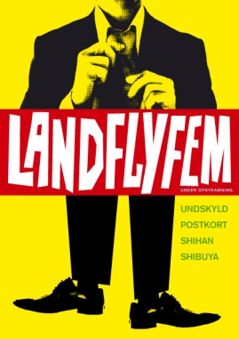 "Magazine Cover from Traveletter ""Land Fly"" no. 5"